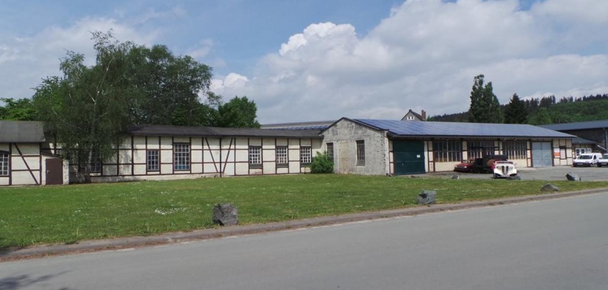 Technikmuseum mit Begegnungsstätte in Medebach