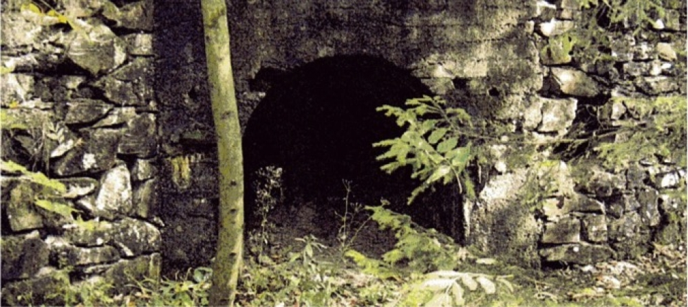 Darstellung historischer Bergbauanlagen im Elpetal