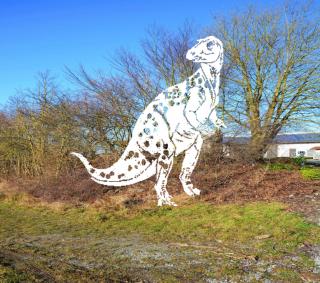 Saurier im Sauerland – Aufwertung der Fundstelle Nehden