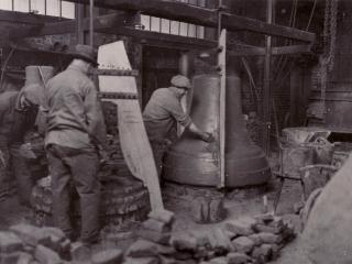 Publikation einer Dokumentation der Glockengießerei Brilon