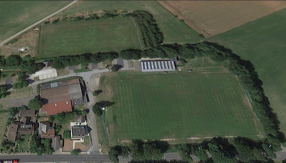 Fußballkleinspielfeld / Soccer Ground Marsberg Giershagen