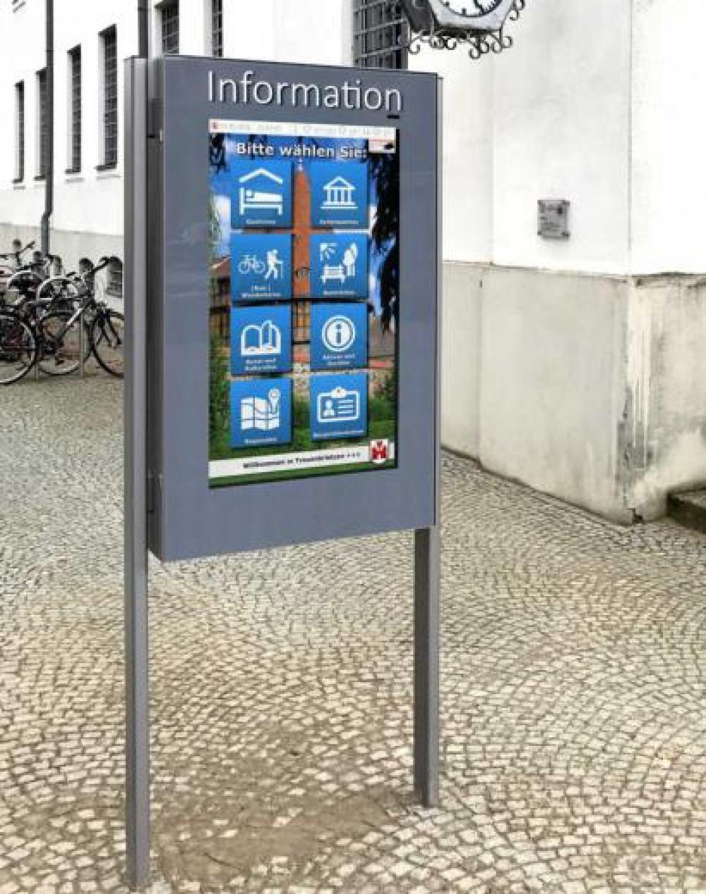 Info-Terminals Touristik Medebach
