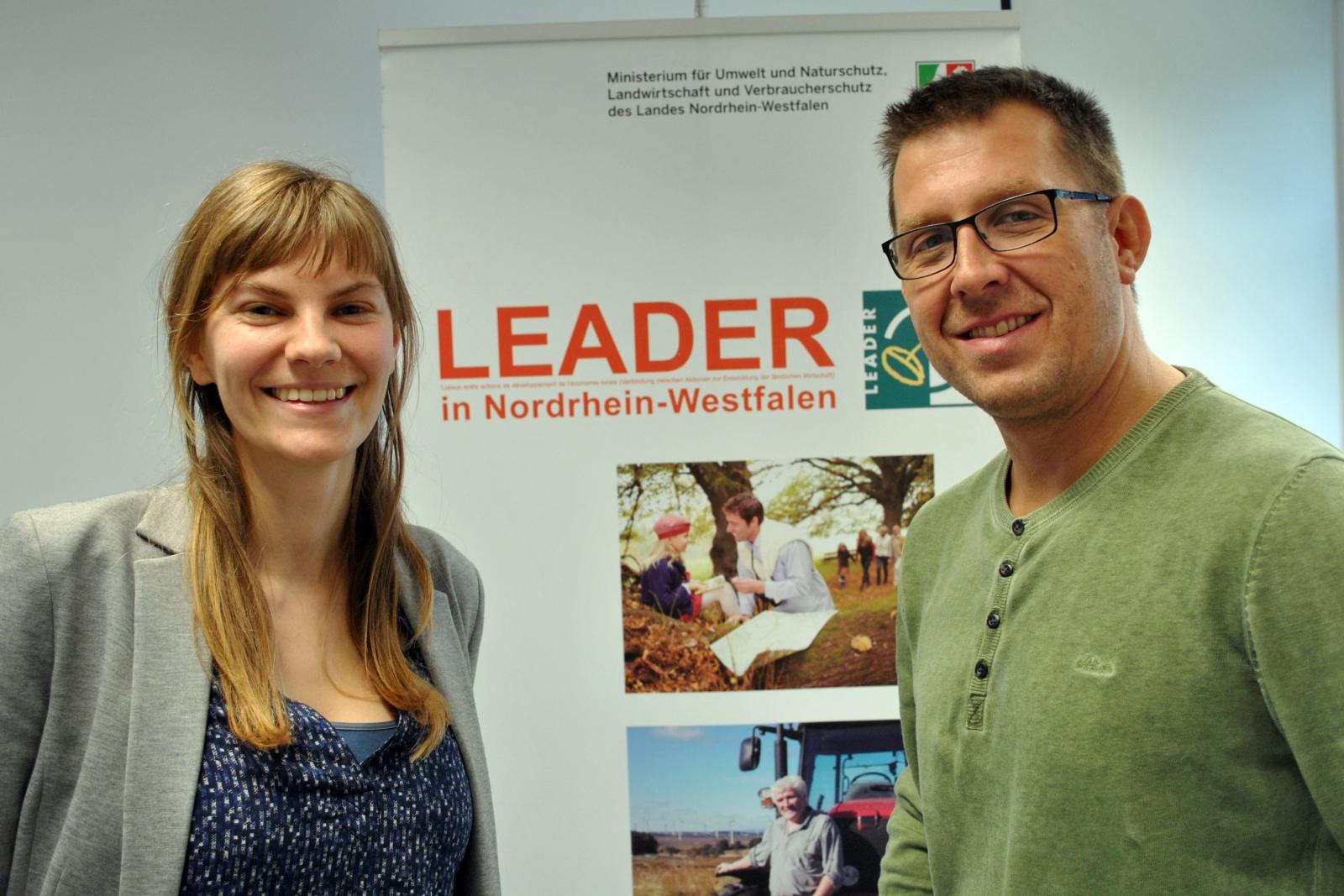 Leader-Regionen sprechen über erste Kooperationsprojekte