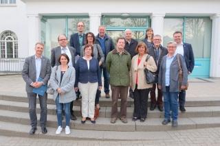 Organisation der LEADER-Region Hochsauerland