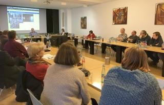 Protokolle der Arbeitsgruppen 2018